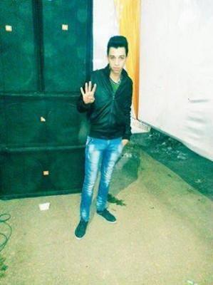عبد الرحمن حماد 17 سنة