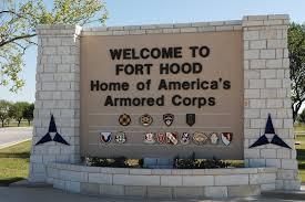 قاعدة فورت هود الأمريكية