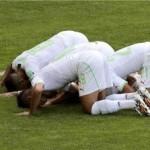 لاعبي الجزائر في المونديال