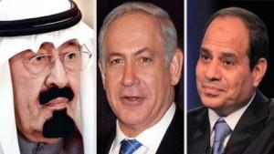 الكيان الصهيوني يراهن على حكام مصر والسعودية لكبح المقاومة