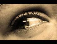عين تبكي