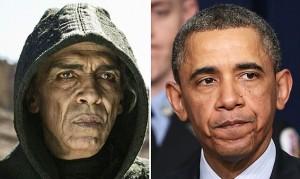 أوباما الشيطان