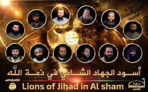 قادة أحرار الشام