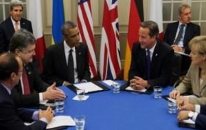 تحالف دولي قادة