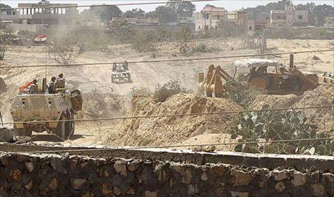الانقلاب يفجر سيناء لتهجير أهلها