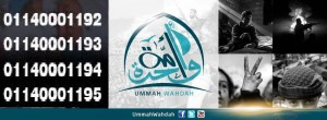 إعلان حملة أمة واحدة لجمع التبرعات