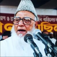 غلام أعظم زعيم الجماعة الإسلامية