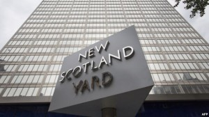 مبنى جهاز الشرطة البريطانية سكوتلانديارد