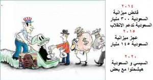 السيسي والسعودية
