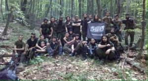 الفرقة الشيشانية التي اقتحمت غروزني