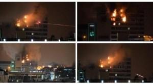 الشيشان مبنى وزارة الاعلام