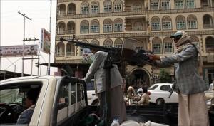 حراسة في صنعاء