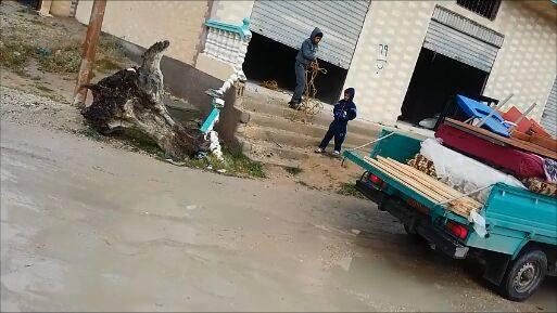 مأساة تهجير أهالي سيناء