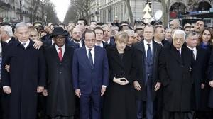 """مسيرة """"الإرهاب"""" في باريس"""