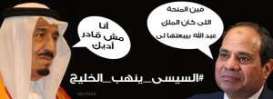 السيسي ينهب الخليج وما زال يتسول رز وفكة