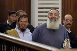 صورة من جلسة المحاكمة اليوم
