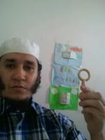 محمد حاجب ممسكا بمفتاح الزنزانة سجن تيفلت