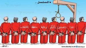 مسلسل الإعدام برعاية الانقلاب