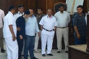 نبيل المغربي في المحكمة