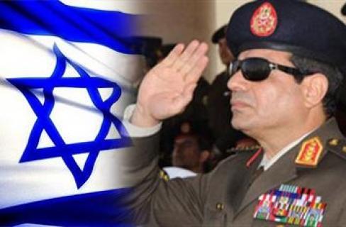 السيسي اسرائيل