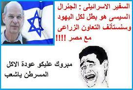 السيسي اسرائيل2