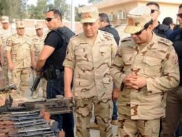 السيسي خائف من الاغتيال حتى بين رفقاء السلاح وشركائه في الانقلاب