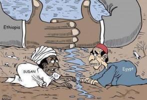 جفاف مصر