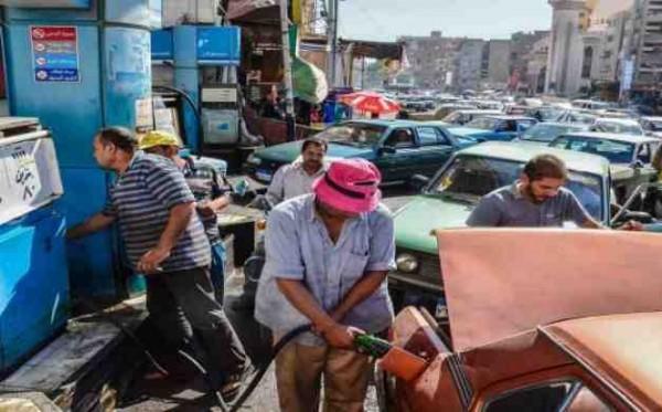 أزمة وقودخانقة