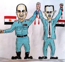 رفضت مصر أن تتحول إلى سوريا فقرر السيسي أن يكون بشار