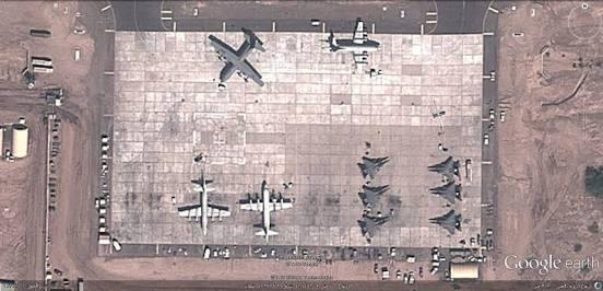 قاعدة سرية أمريكية في جيبوتي