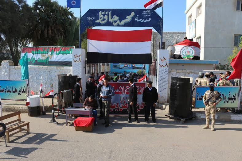 cc070615e2c71 اللجان الانتخابية لبرلمان العسكر خاوية على عروشها