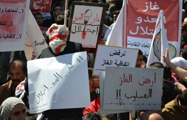 صفقة الغاز مع الاحتلال تفقد مصر أهميتها الاستراتيجية