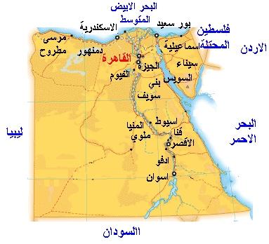 مصر النيل
