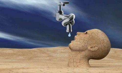فقر مائي مدقع قادم لمصر