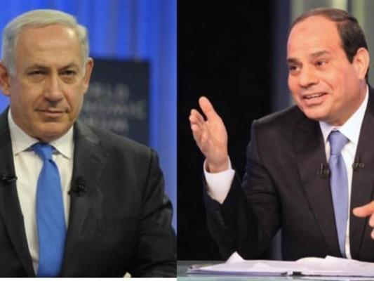 """إسرائيليون ينتقدون """"نتنياهو"""" والسيسي يتغزل في حكمته"""