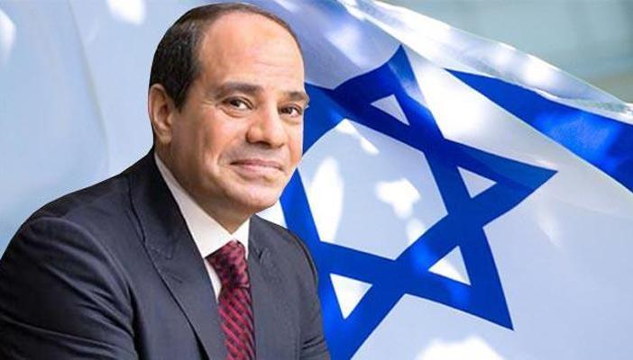 c6aec77b6 السيسي والاحتلال الصهيونى تربطهم مصلحة مشتركة ضد حماس