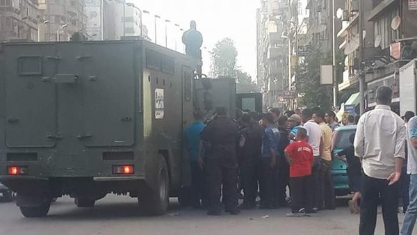 5d0fac114ce74 القمع والاعتقالات سيد الموقف
