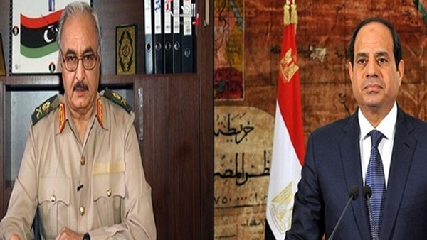 70741989ca0e3 دعم السيسي لحفتر يهدد حياة المصريين في ليبيا