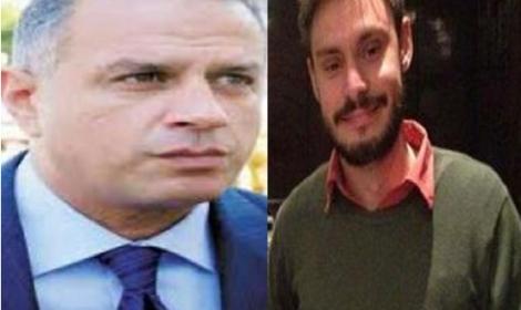 ريجيني واللواء خالد شلبي أحد المتهمين بقتله