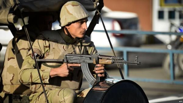 تمديد الطواريء في سيناء