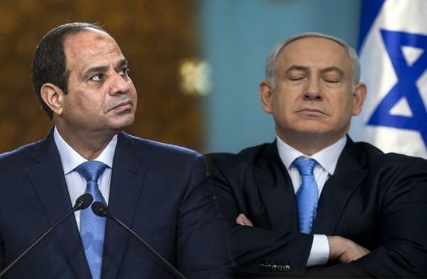 نتنياهو يخطط لزيارة مصر ولقاء السيسي