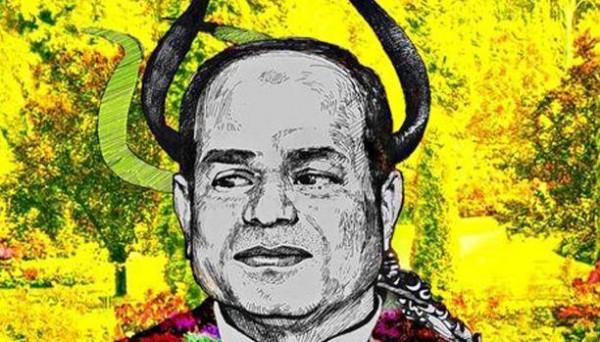 السيسي الشيطان1