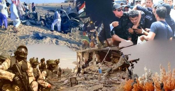 الانقلاب يغير العقيدة القتالية للجيش