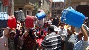 انقطاع مياه الشرب يضرب المحافظات