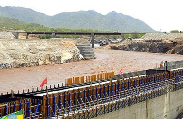 إثيوبيا تبدأ بخصم ماء مصر لسد النهضة