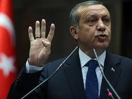 أردوغان رابعة