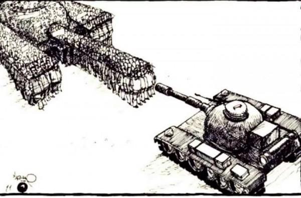 مدافع الإرادة الشعبية أقوى من مدافع الانقلاب