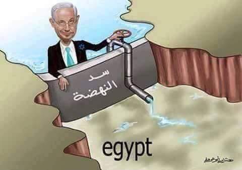 السيسي أعطى نتنياهو المحبس