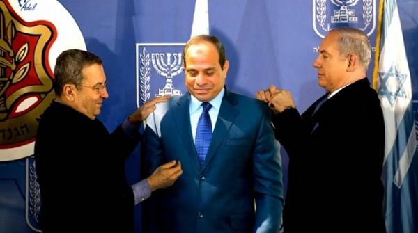 إبعاد السيسي عن الحكم خسارة عظيمة لإسرائيل