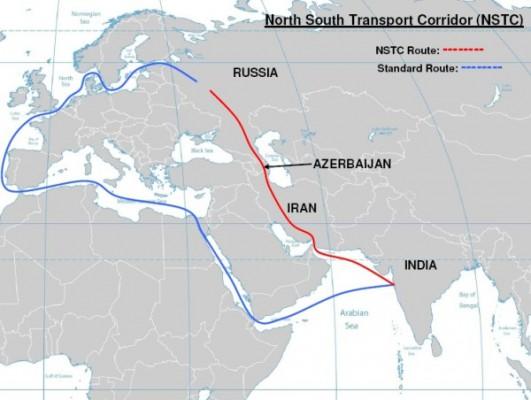 إنشاء ممر دولي يصل بين الشمال والجنوب